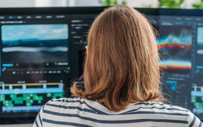 Le fasi del montaggio video e la post-produzione