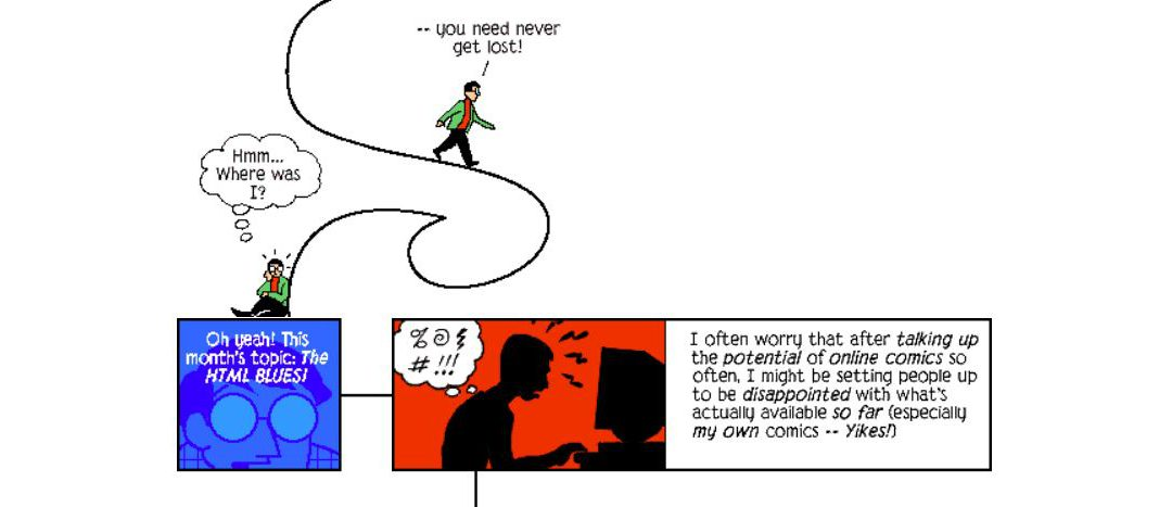 Il webcomic: storie digitali