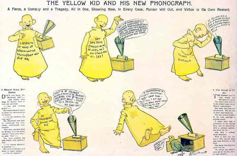 Quali sono le origini del fumetto?