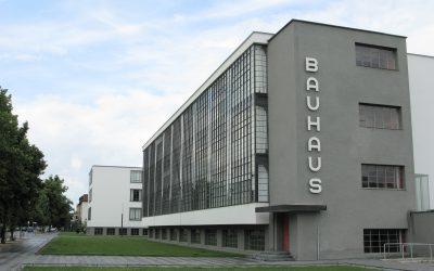 Bauhaus e la nascita del design